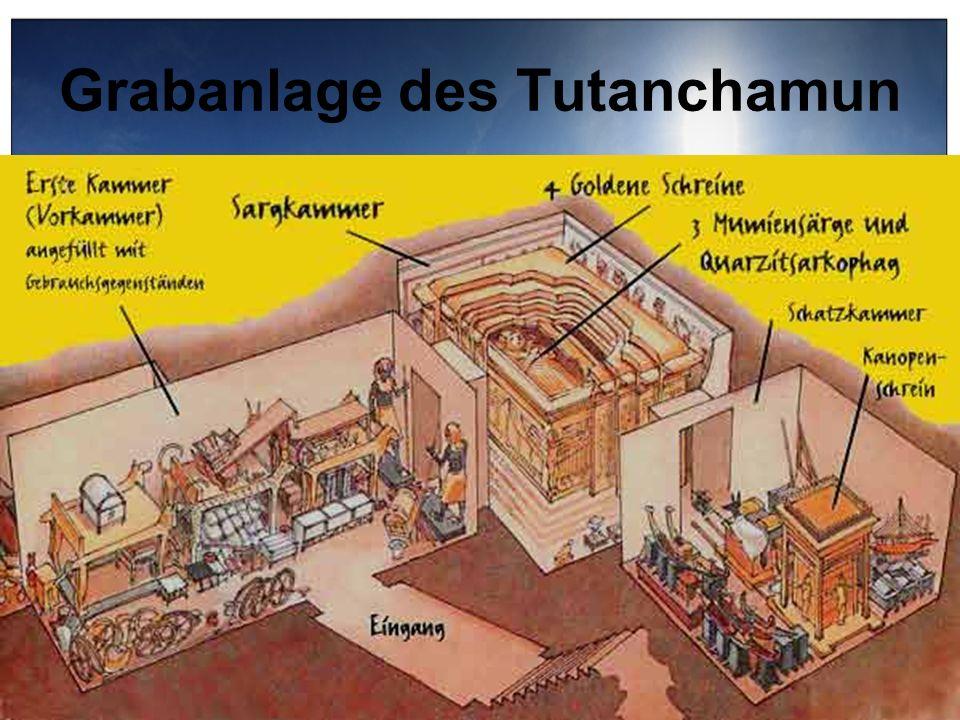 Grabanlage des Tutanchamun