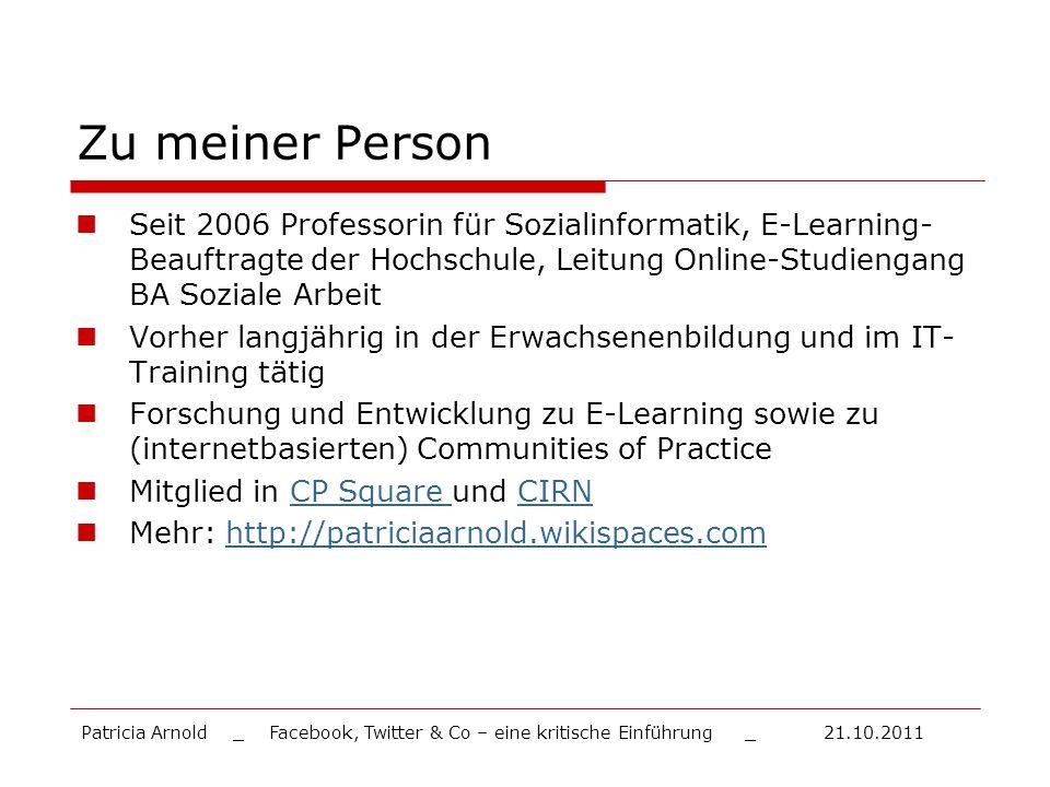 Zu meiner Person Seit 2006 Professorin für Sozialinformatik, E-Learning- Beauftragte der Hochschule, Leitung Online-Studiengang BA Soziale Arbeit Vorh