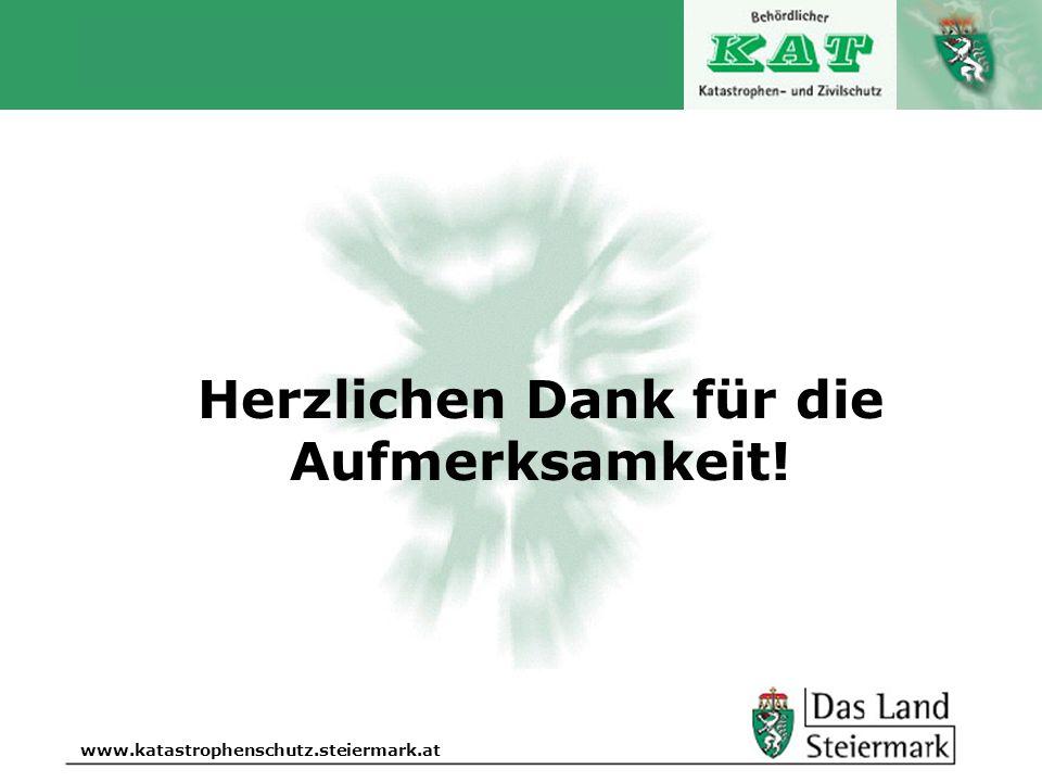 Autor www.katastrophenschutz.steiermark.at Herzlichen Dank für die Aufmerksamkeit!