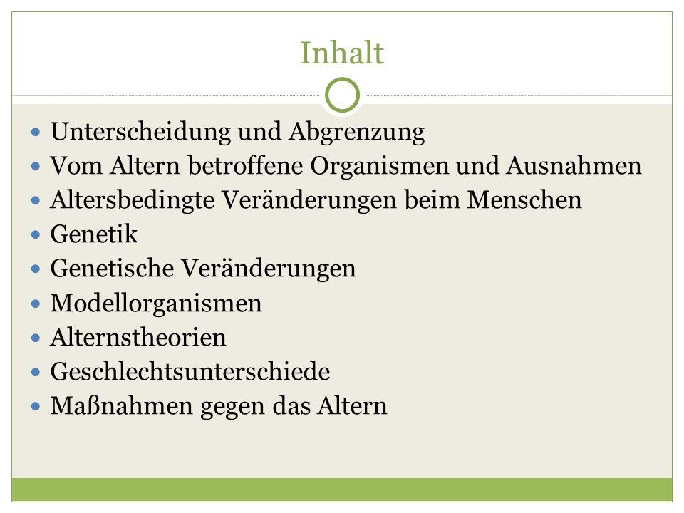 - ALLGEMEINES - UNTERSCHEIDUNG Unterscheidung und Abgrenzung