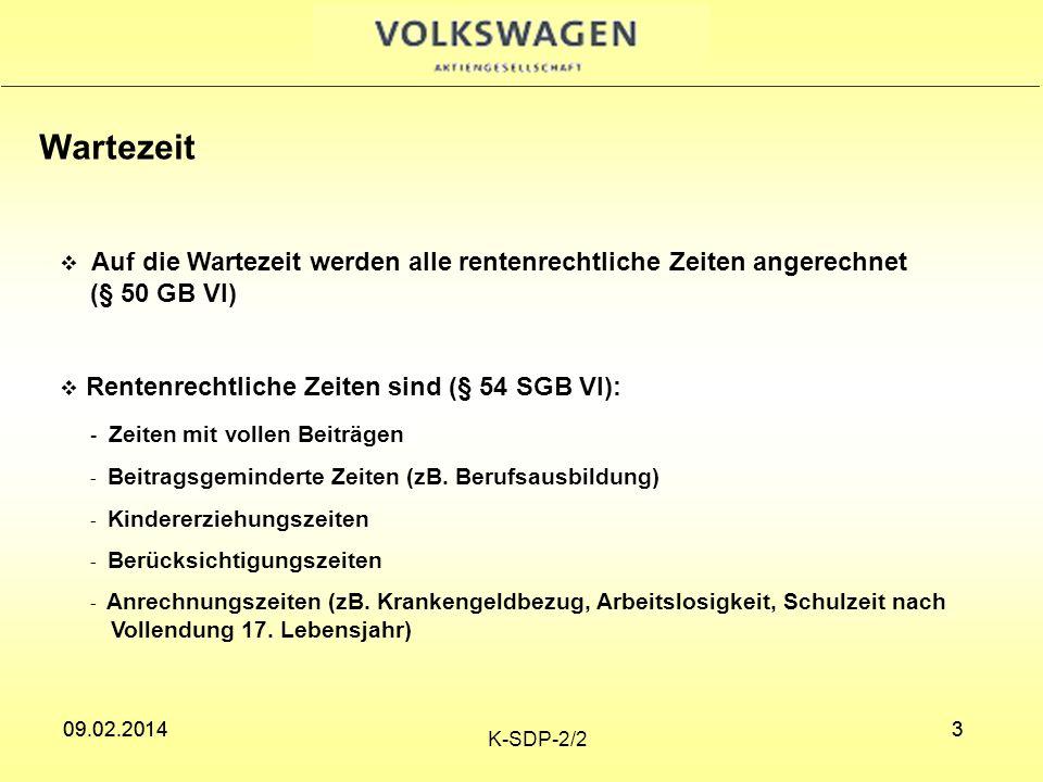 09.02.2014 K-SDP-2/2 4 09.02.2014 4