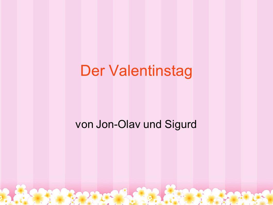 Valentinstag Jedes Jahr am 14.