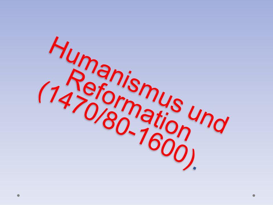 Wie definiert man Humanisum s und welche Elemente hat er zum Mittelpunkt?