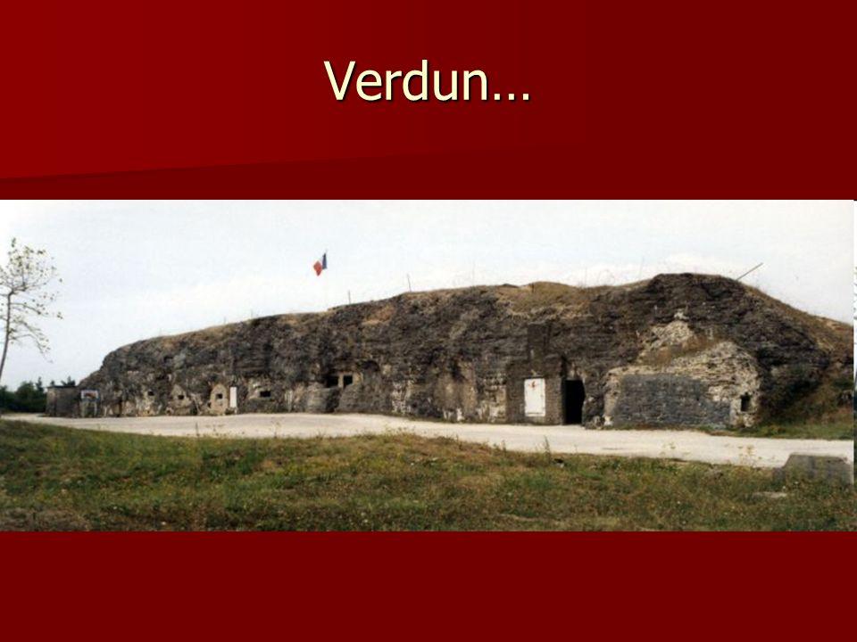 Verdun…