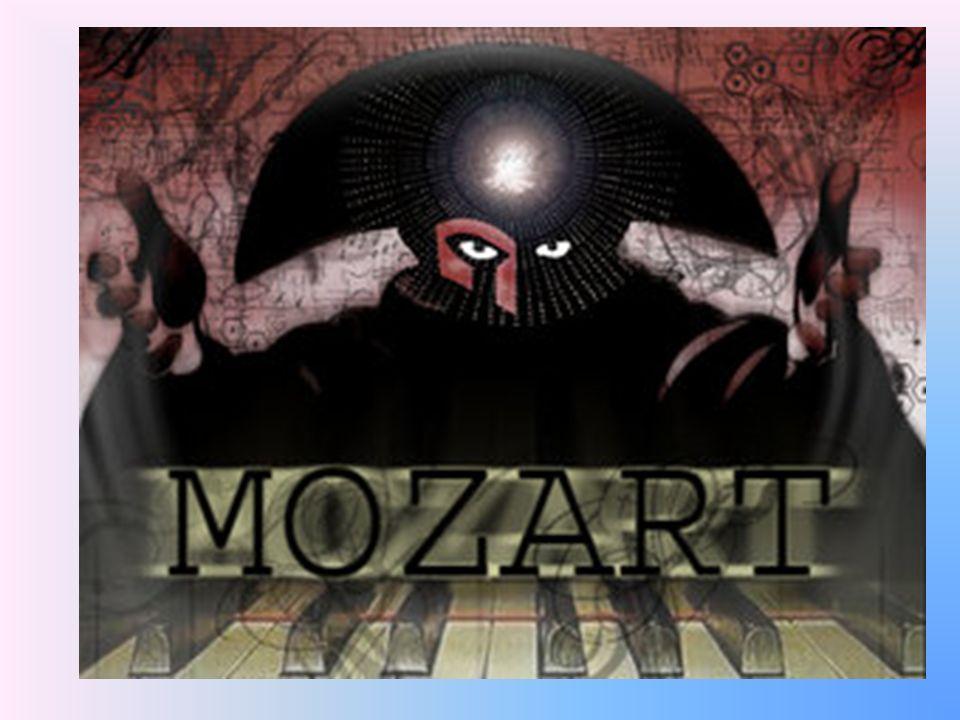 Also: Warum Mozart? Weil Mozart ein Zauberer ist. Weil Mozart die Leute in eine andere Welt versetzt.
