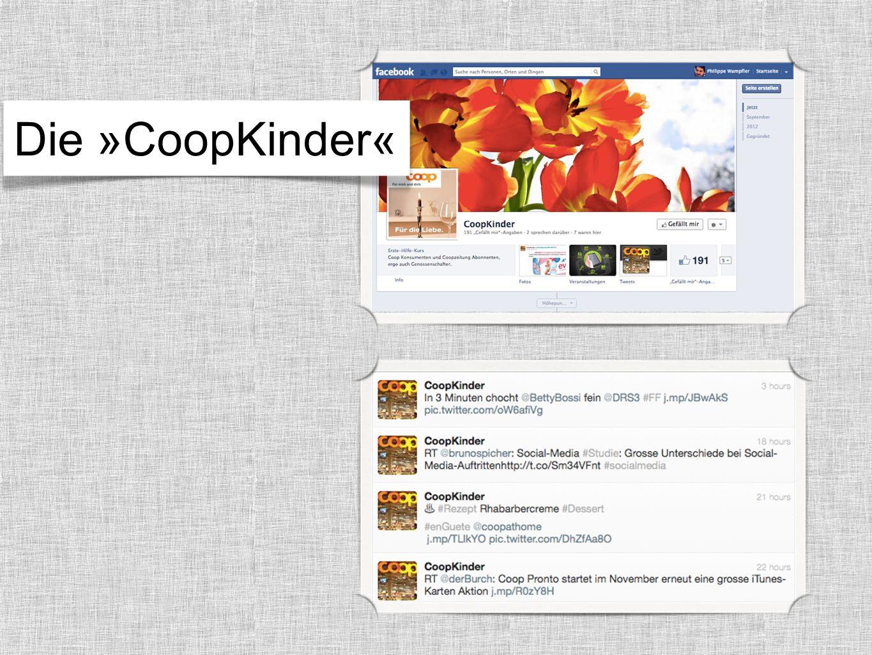 Die »CoopKinder«