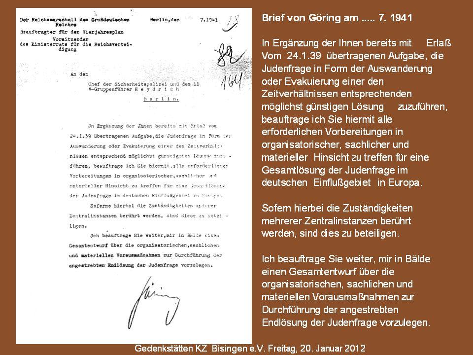 Görings Brief