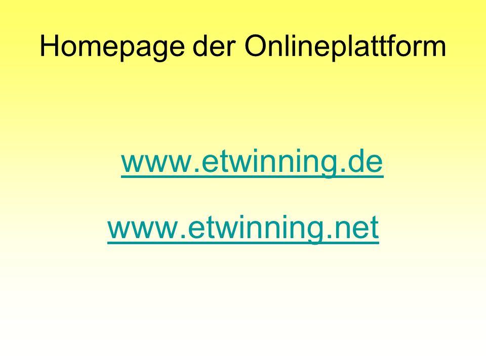Vorstellung des Projekts e steht für Twinning steht für Partnerschaft eTwinning steht für elektronische Partnerschaft elektronisch