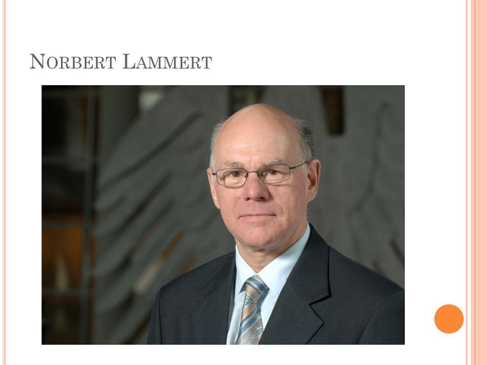 N ORBERT L AMMERT