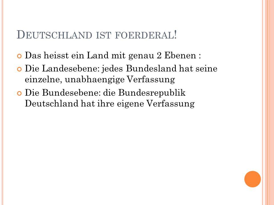 CDU/ CSU Christlich-Demokratische Union Christlich- Soziale Union Parteivorsitzender: Angela Merkel