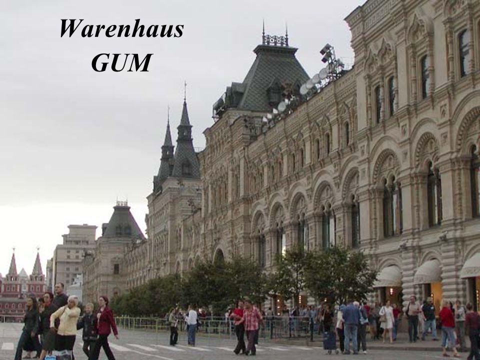 Warenhaus GUM