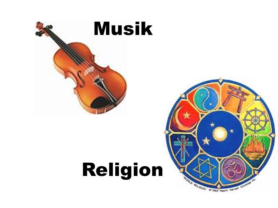 Religion Musik