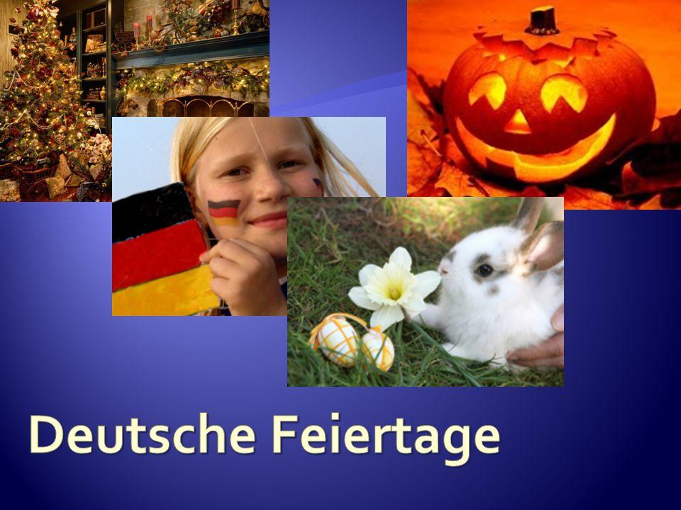 Nach alter Tradition, 11 der 11 Monate bei 11 Stunden 11 Minuten in Deutschland kommenden Urlaubssaison.