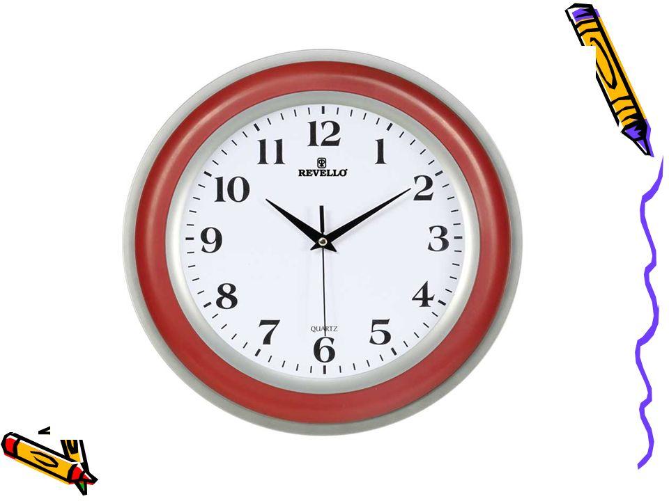 Wir arbeiten mit der Uhr
