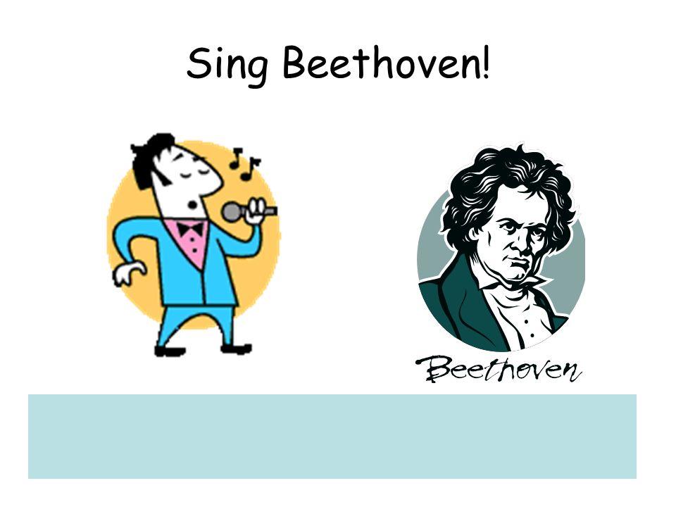 Sing Mozart!