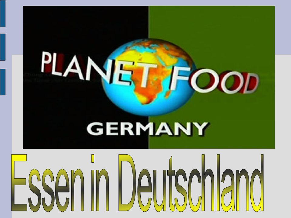Die Deutschen haben ein gutes Verständnis für Kochkunst.
