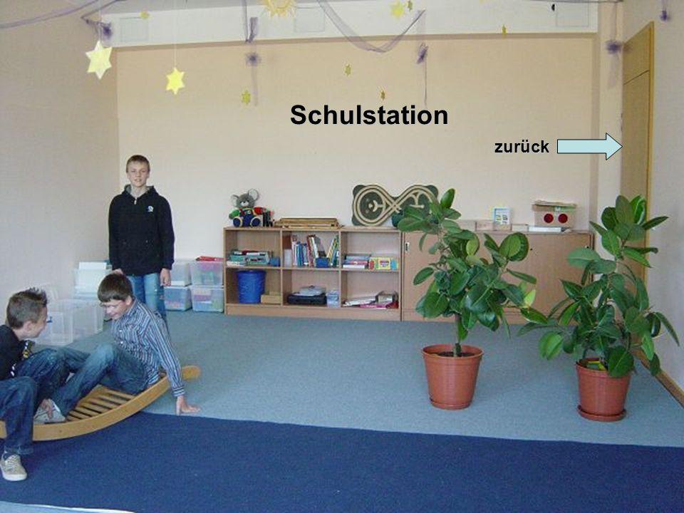 zurück Schulstation