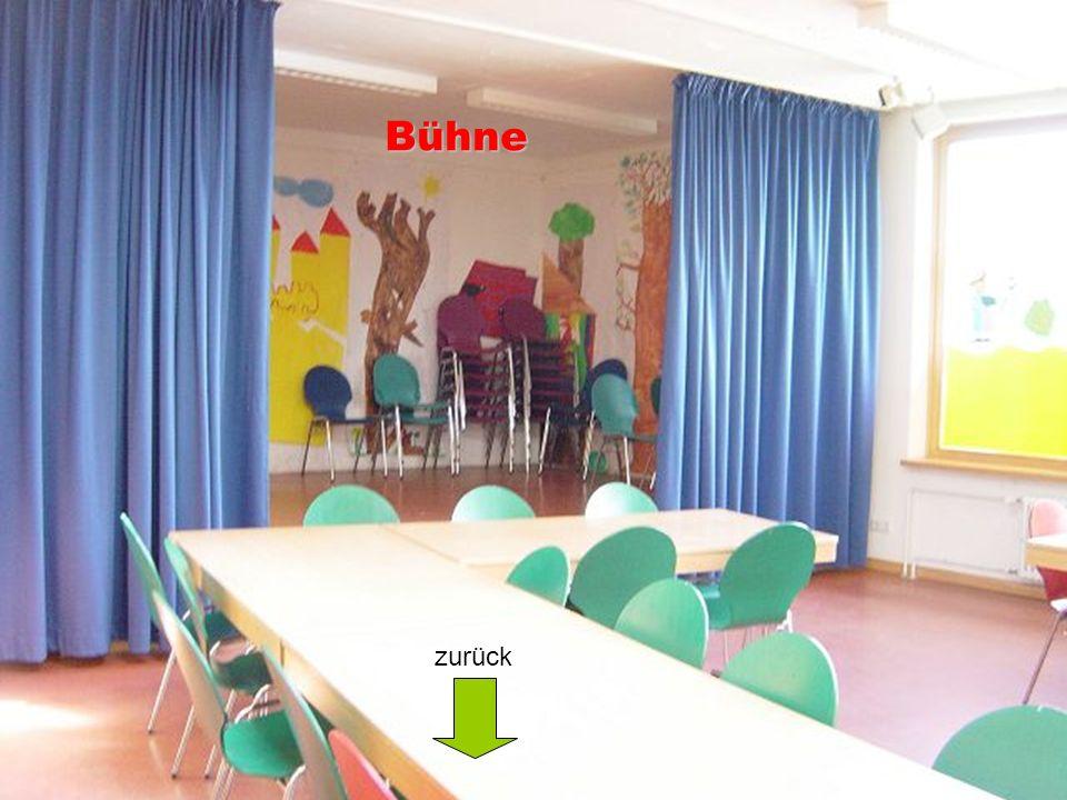 Zur Bibliothek Zur Schulstation Nebenraum der Schulstation zurück