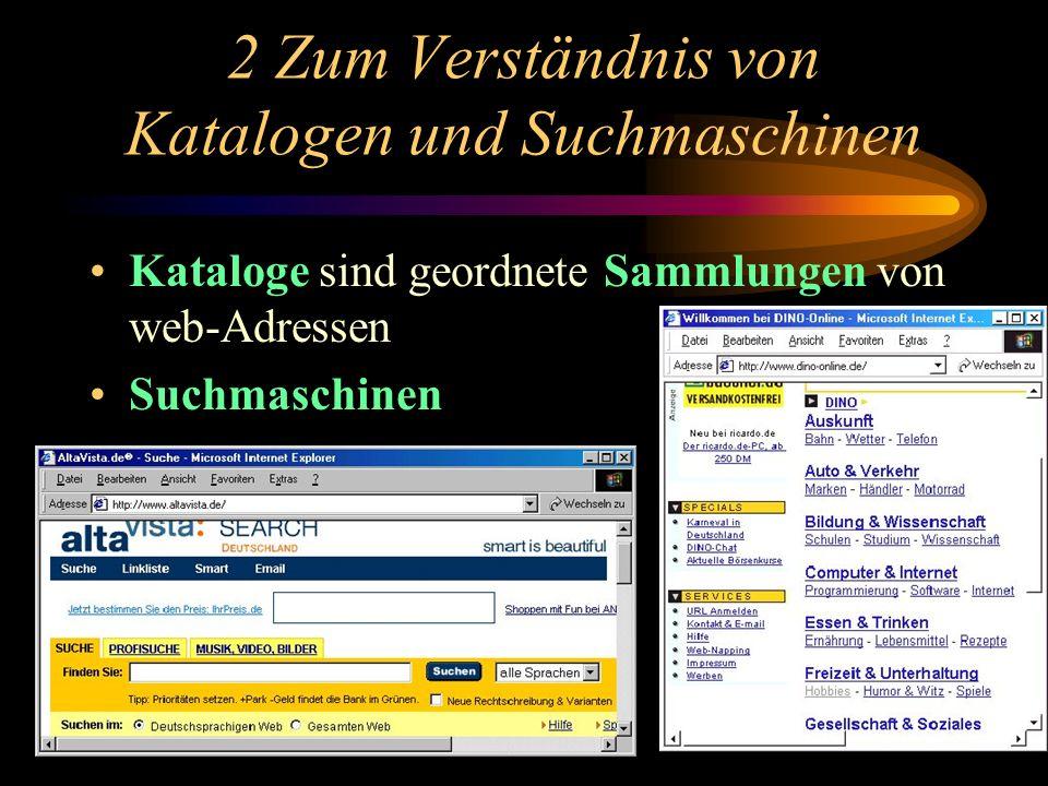 1 Internet Explorer Orientierung finden Zurück: Schaltfläche oder rechte Maustaste Vorwärts: Schaltfläche Startseite: Schaltfläche Gliederung erfassen