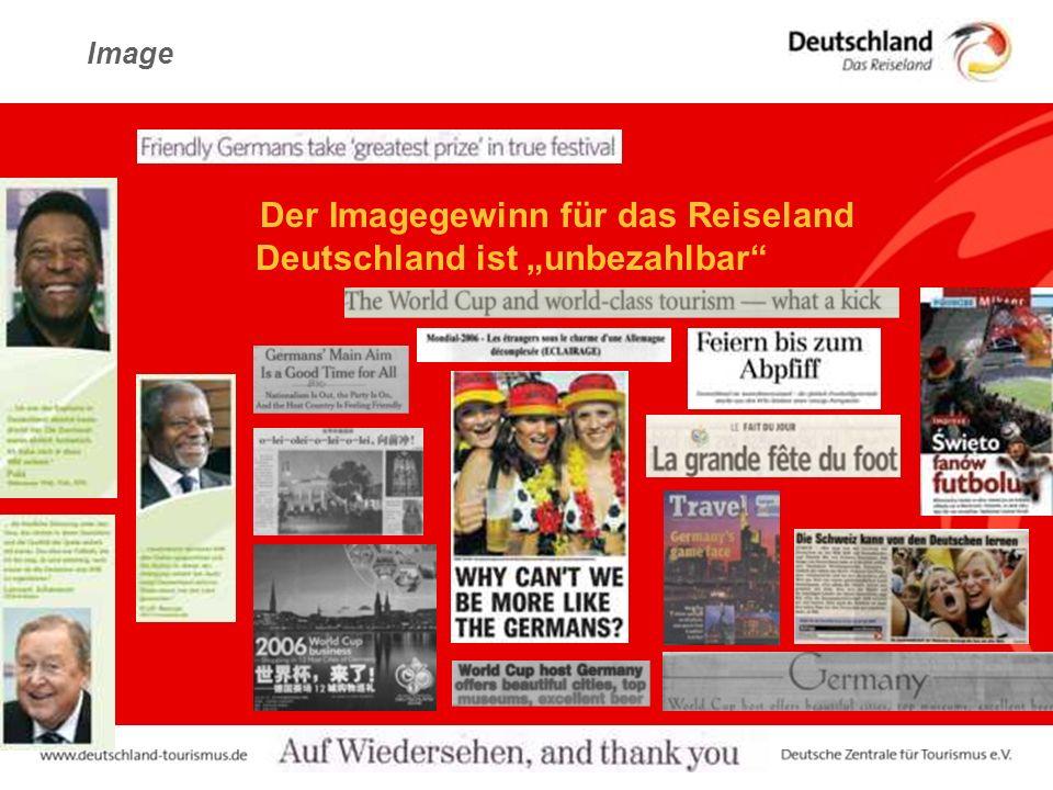 : Der Imagegewinn für das Reiseland Deutschland ist unbezahlbar Image