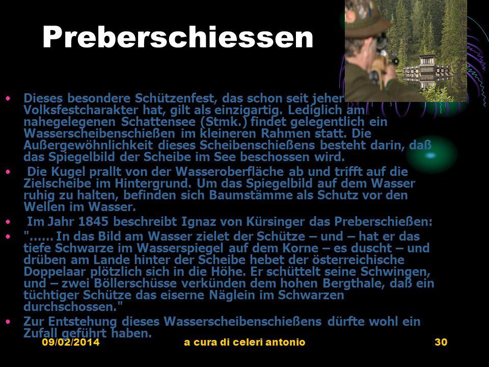 09/02/2014a cura di celeri antonio29 Preber gipfel