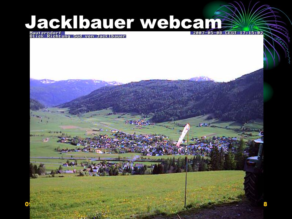 09/02/2014a cura di celeri antonio8 Jacklbauer webcam