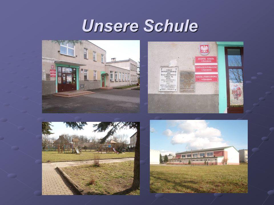 Unsere Schule Unsere Schule