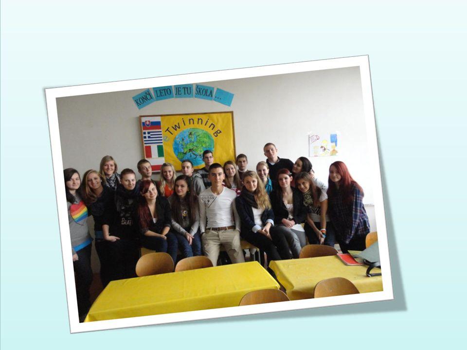 WER.WER. Die Schüler aus Polen, Griechenland, aus der Slowakei, aus Italien WAS.