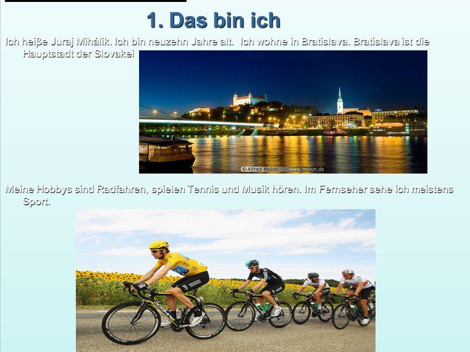 2. Meine Stadt