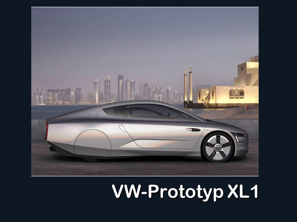 VW-Prototyp XL1