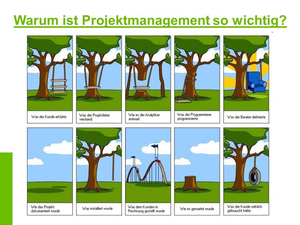 Warum ist Projektmanagement so wichtig?