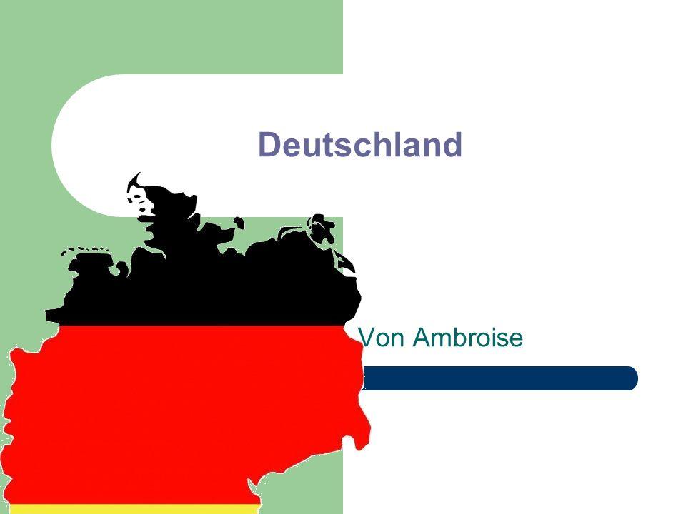 Deutschland Von Ambroise
