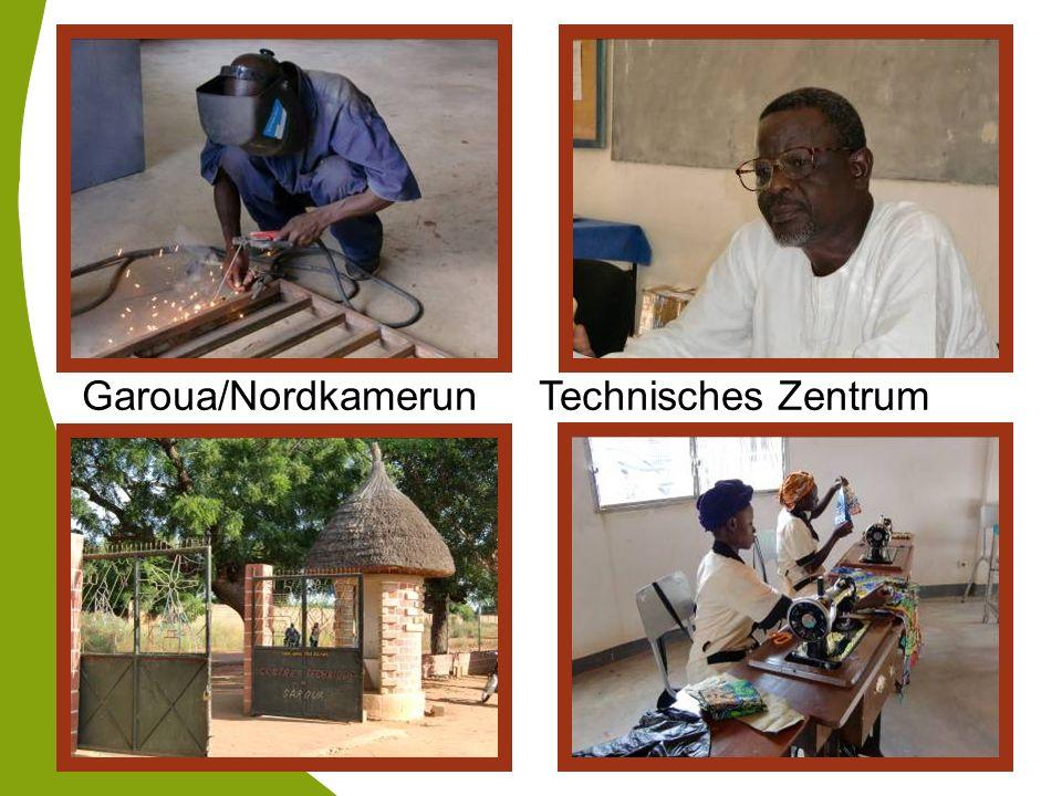Garoua/Nordkamerun Technisches Zentrum