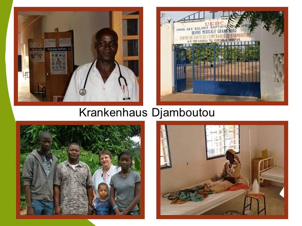 Krankenhaus Djamboutou