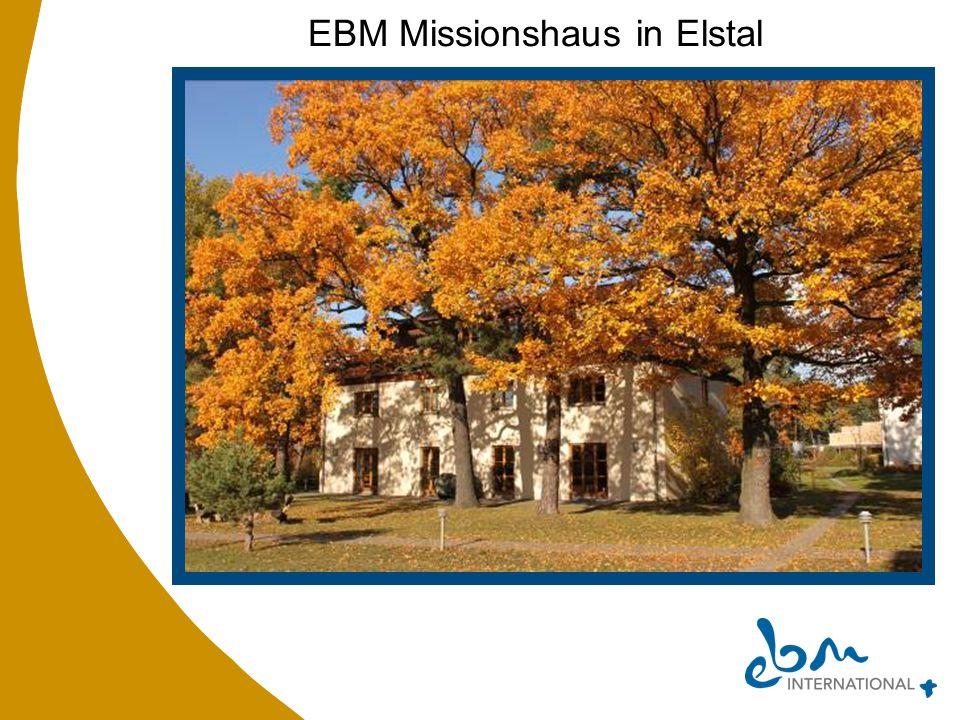 EBM Missionshaus in Elstal