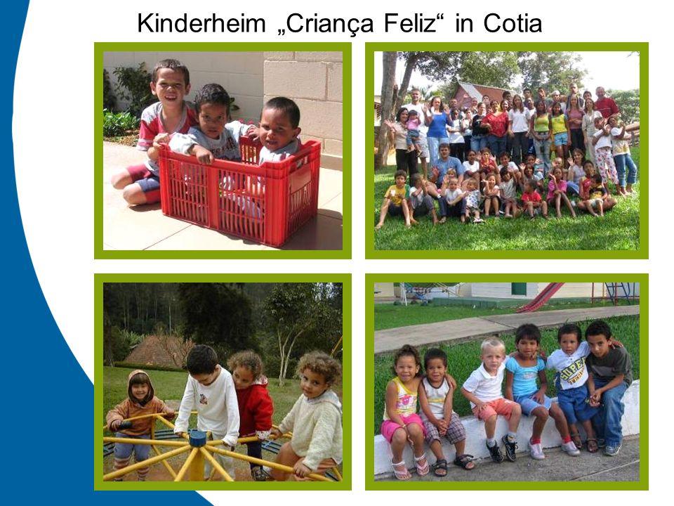 Kinderheim Criança Feliz in Cotia