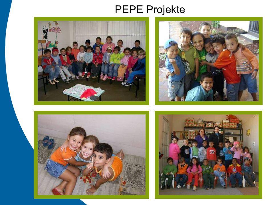 PEPE Projekte