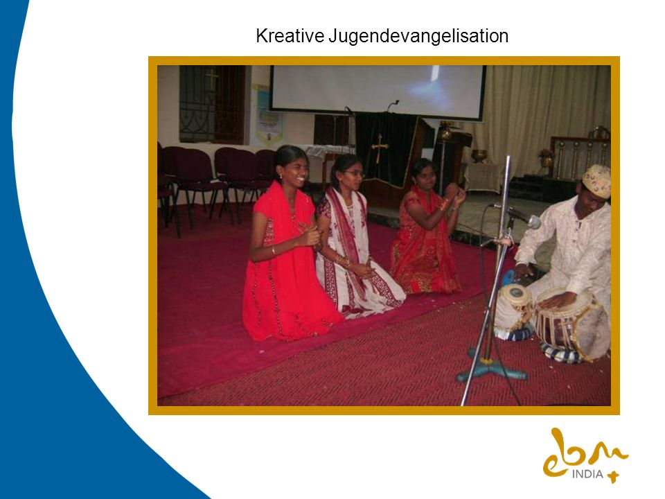 Kreative Jugendevangelisation