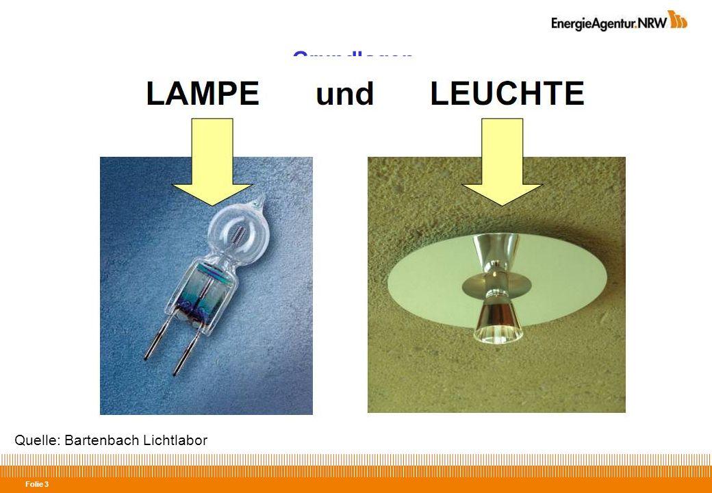 Folie 14 Nicht klotzen – sondern intelligent beleuchten Quelle: www.Oktalite.com Weniger kann mehr sein.
