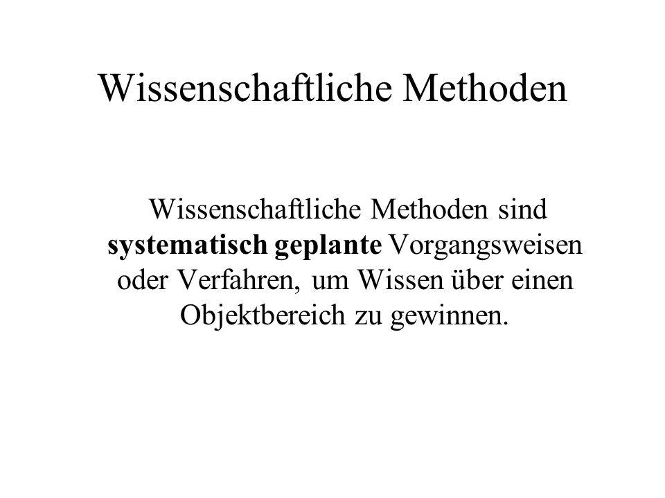 Hypothese Eine Hypothese ist ein mit Begriffen formulierter Satz, der empirisch falsifizierbar ist.
