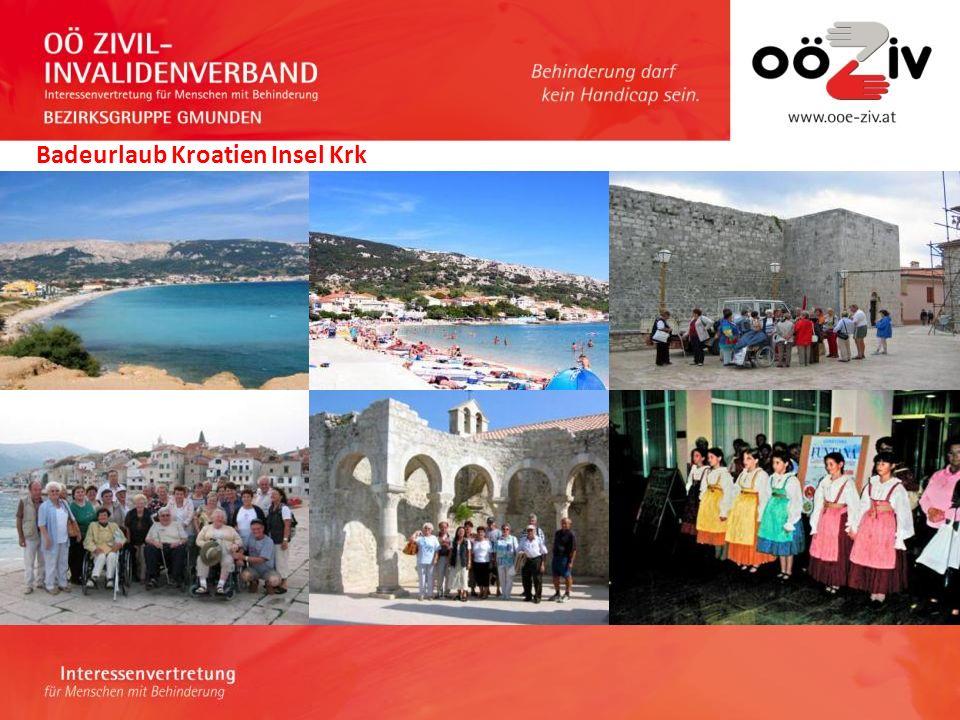 Badeurlaub Kroatien Insel Krk