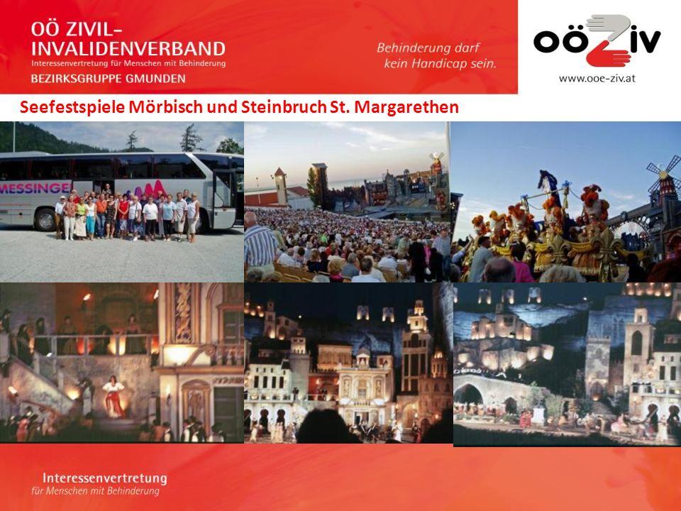 Seefestspiele Mörbisch und Steinbruch St. Margarethen