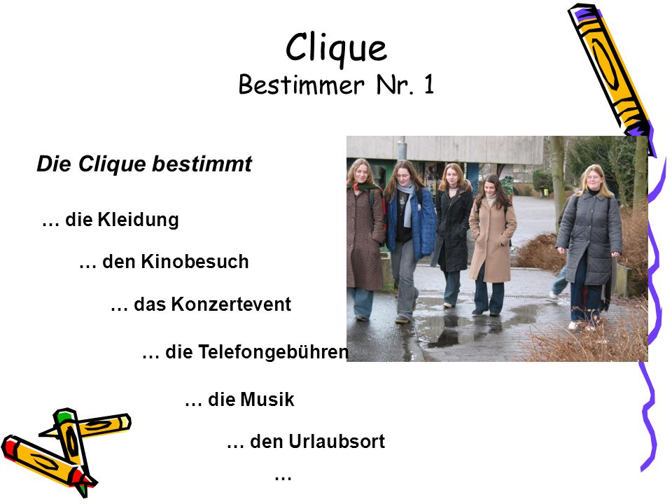 Clique Bestimmer Nr.