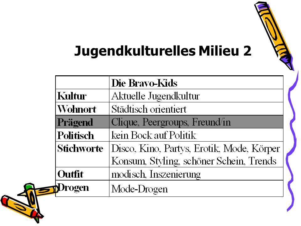 Jugendkulturelles Milieu 2