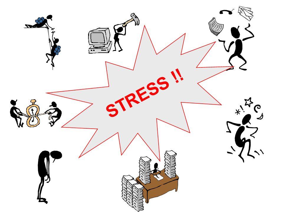 Projekt zur Prävention und Gesundheitsförderung im Krankenhaus STRESS !!