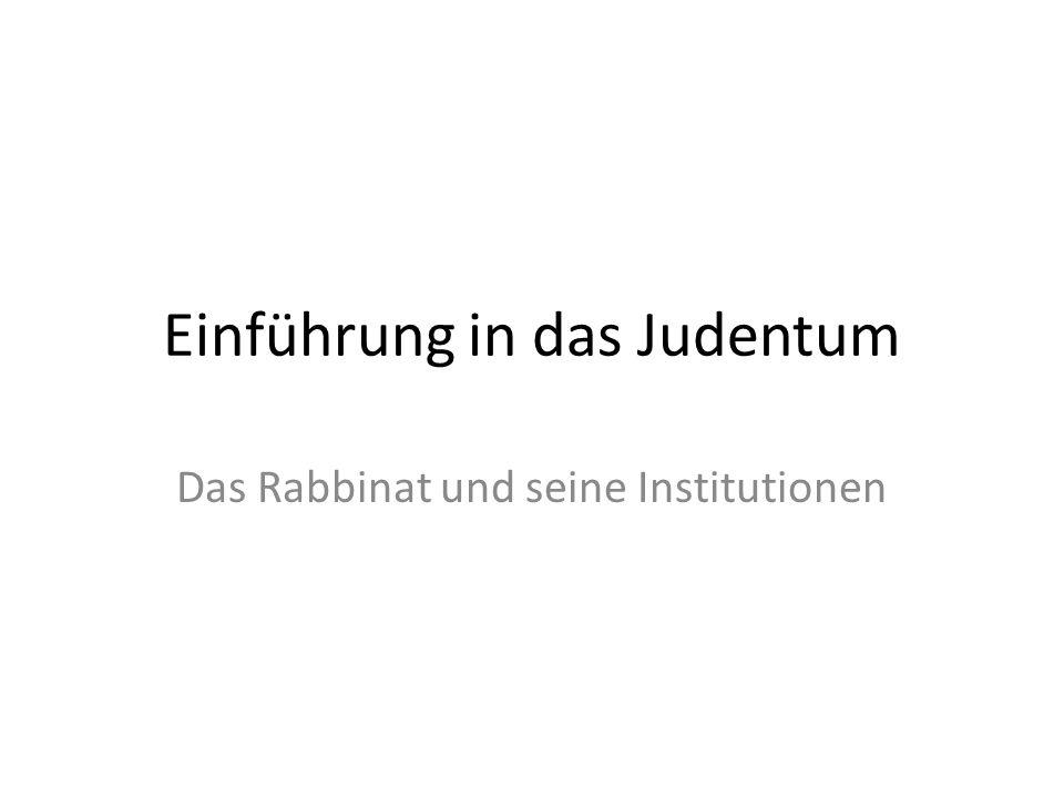 Der Gott des rabbinischen (und späteren) Judentums Transzendente und universelle Gottheit.