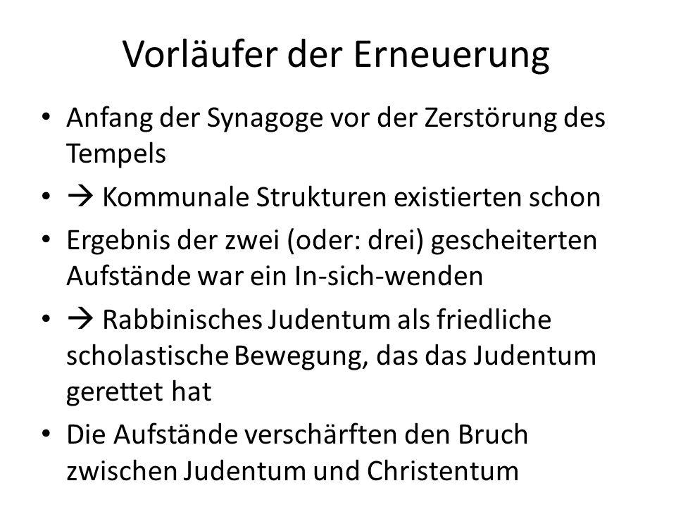 Der Talmud Kompendium rabbinischer Diskussionen (mündliches Gesetz/Tora).