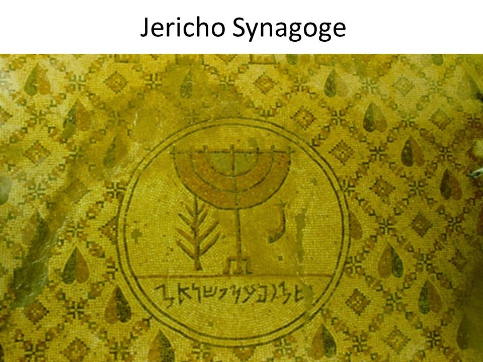 Jericho Synagoge