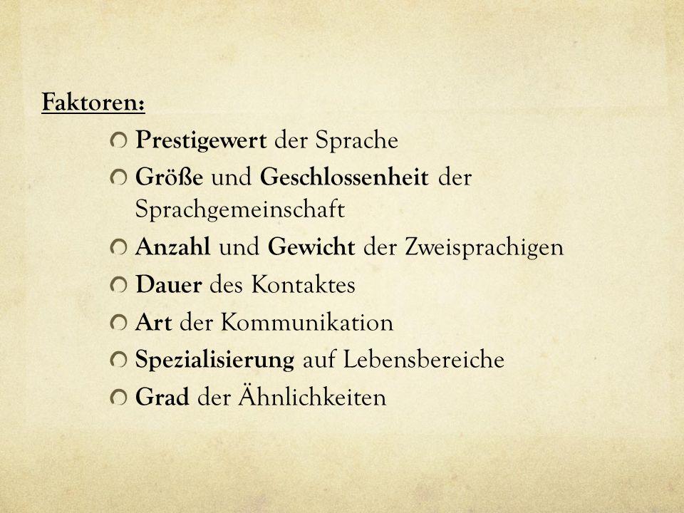 Lehnbedeutungen: ae.tunge tongue + language von lat.