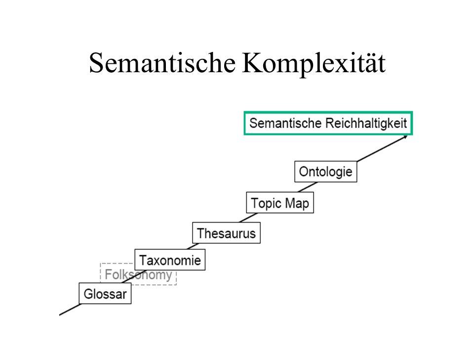 Semantische Komplexität